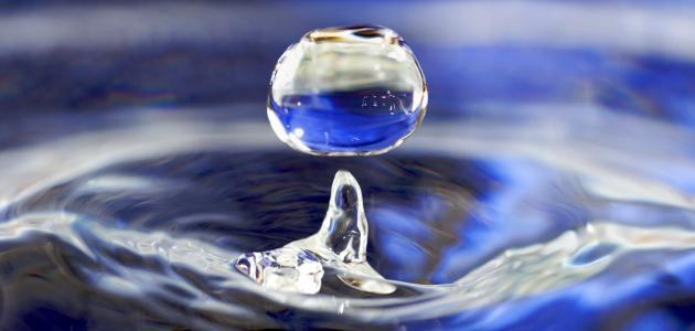أهمية الماء للأنشطة الاقتصادية