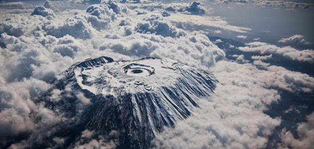 جبل كيليمانجارو