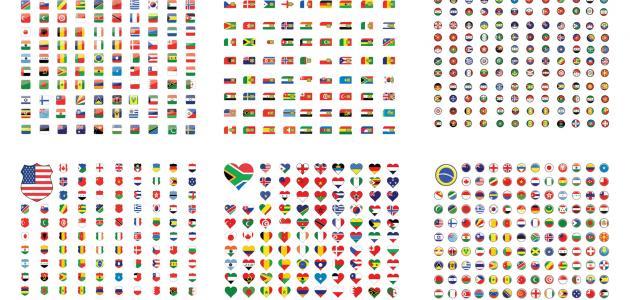 ترتيب دول العالم من حيث المساحة موضوع