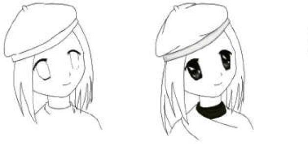 تعليم رسم الكرتون موضوع