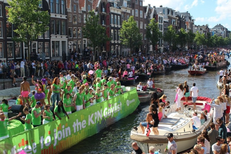 Quando ir para amsterdam   Amsterdam Gay Pride