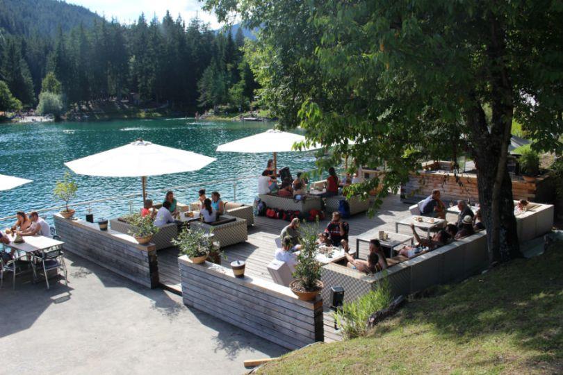 Restaurante Caumasee