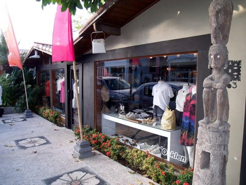 Loja Osklen - Rua principal Pipa