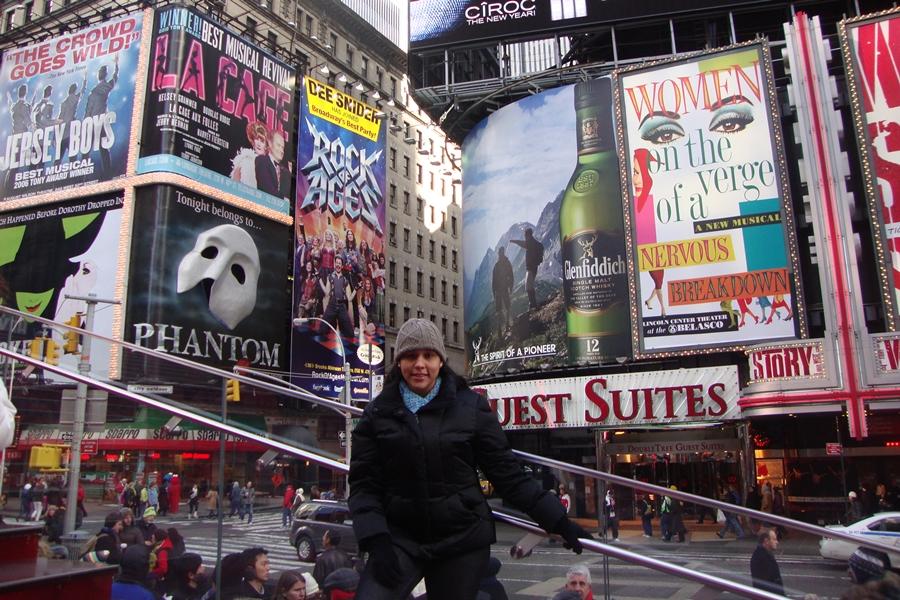 Times Square_NY