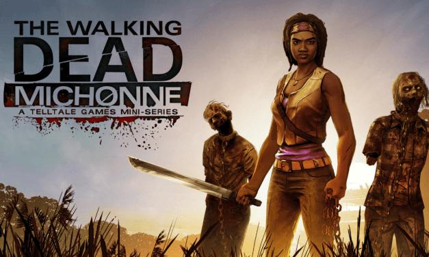 Game Awards '15: Michonne llega a Telltale Games en febrero