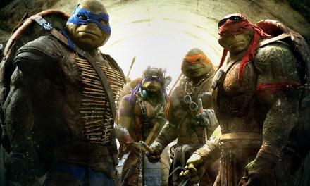 Adelanto de Las Tortugas Ninja 2
