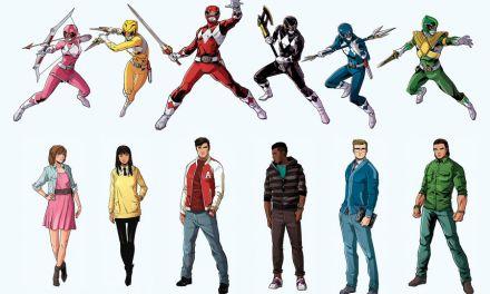 Entrevista a Kyle Higgins, escritor de los cómics de Power Rangers