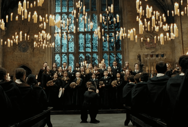 harry potter frog choir