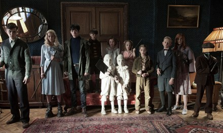 Primer vistazo a Miss Peregrine's Home for Peculiar Children