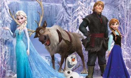 Frozen tiene nueva atracción y nueva historia en libros y cortos animados