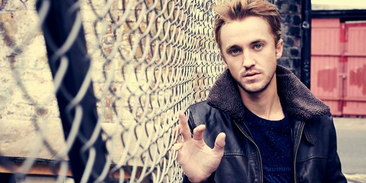 Tom Felton se une al reparto de The Flash