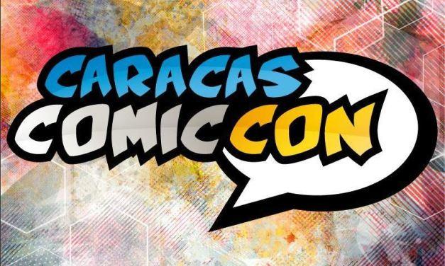 SORTEO: Caracas Comic Con Julio 2016 – Instagram