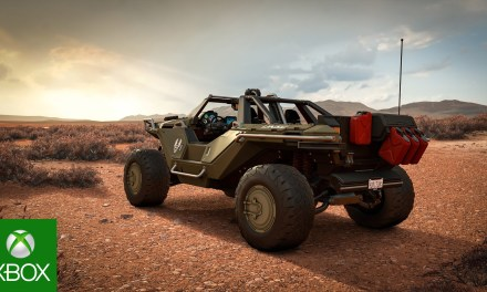 Forza Horizon 3 incluirá al Warthog de Halo