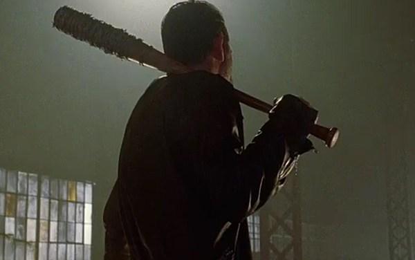 Conoce un poco más de Negan en el nuevo trailer de The Walking Dead