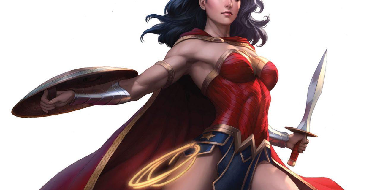 Wonder Woman es bisexual según su escritor
