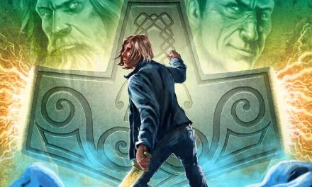 REVIEW: Magnus Chase and the Hammer of Thor