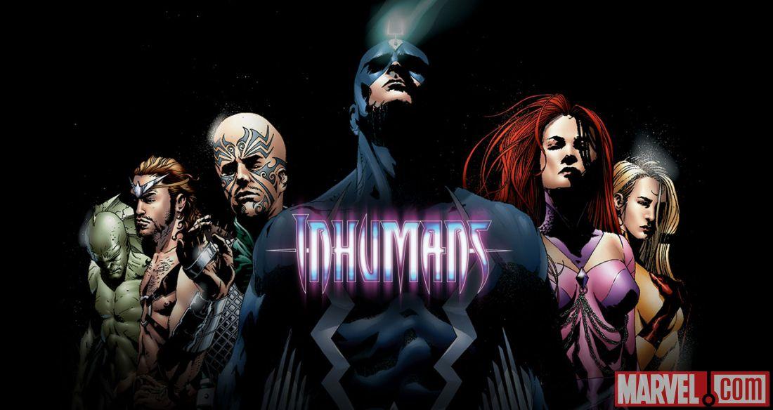 La serie de TV de los Inhumanos ya tiene fecha y showrunner