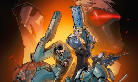 Se cancela novela gráfica sobre Overwatch