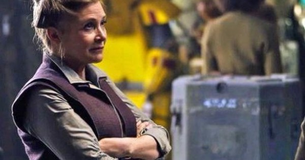 carrie fisher general organa