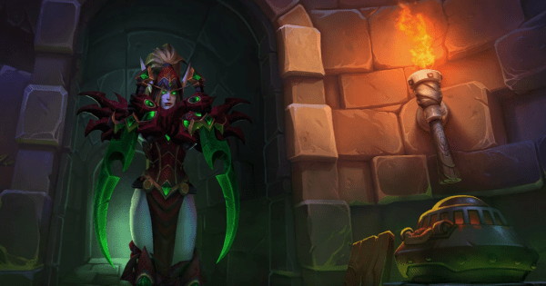 heroes of the storm valeera