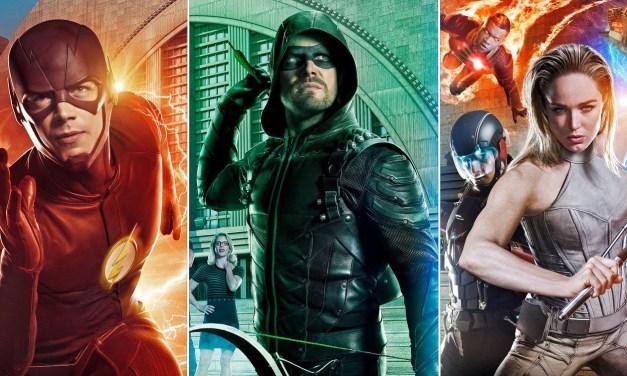 Nueva información sobre los crossovers entre The Flash, Arrow y Legends of Tomorrow