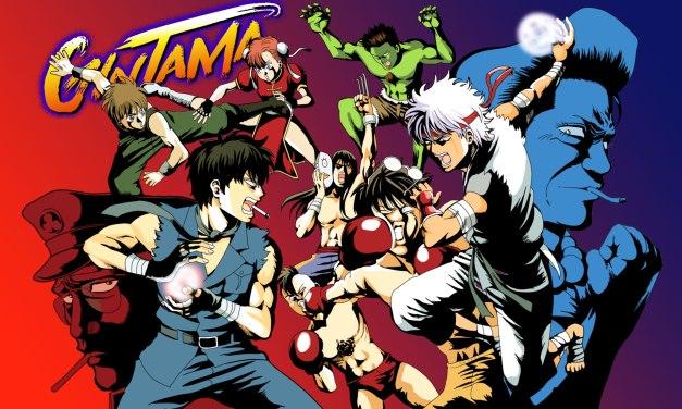 Se revelan nuevos posters del live-action de Gintama