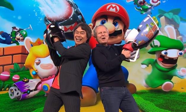E3: Interesantes lanzamientos de Ubisoft para 2017 y 2018