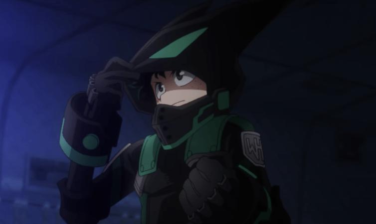 Disfruta De Un Nuevo Trailer De My Hero Academia World Heroes Mission Modogeeks