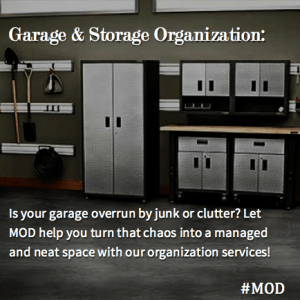 Garages & Storage Spaces