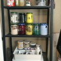 Art closet