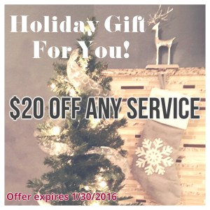 Holiday 2015 special