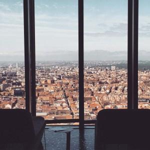 donde comer en madrid eurostars madrid tower