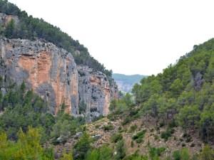 montanejos castellon ruta de los estrechos