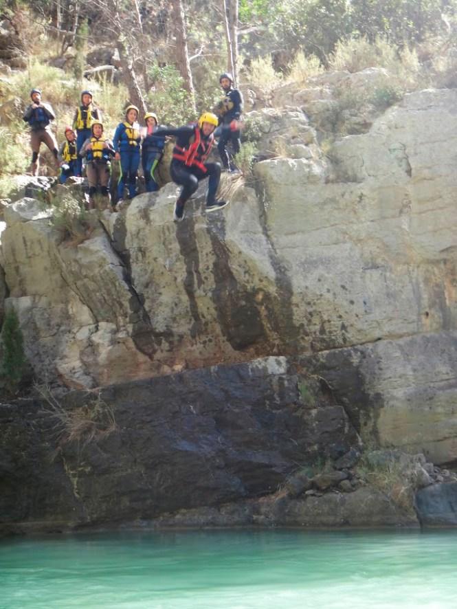 rafting ayahuasca montanejos