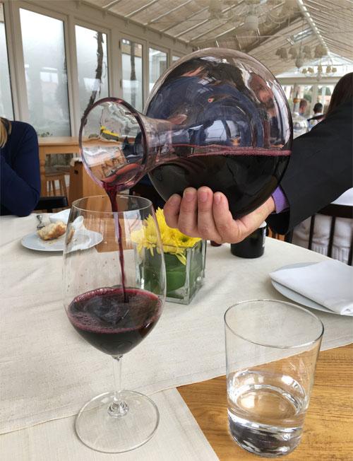 ruta del vino en Vila Nova de Gaia Oporto. Bodega Graham's