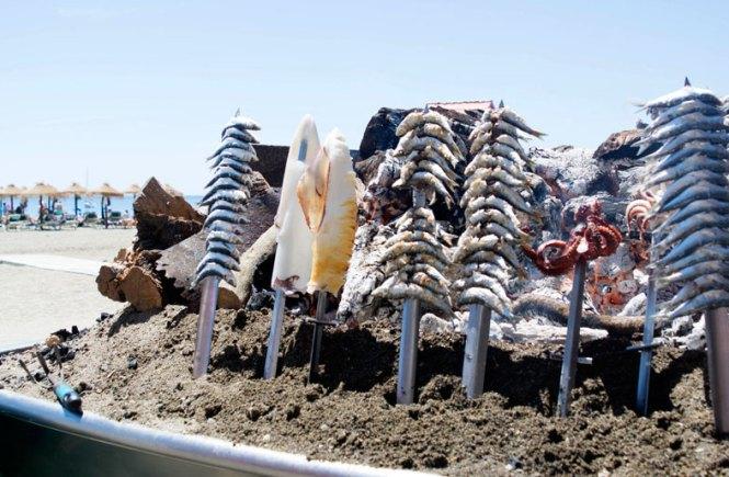 espetos de sardinas en malaga escapada a malaga