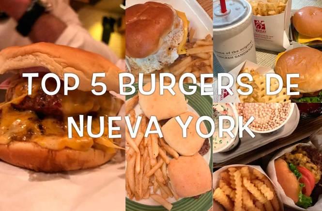 mejores hamburguesas de nueva york