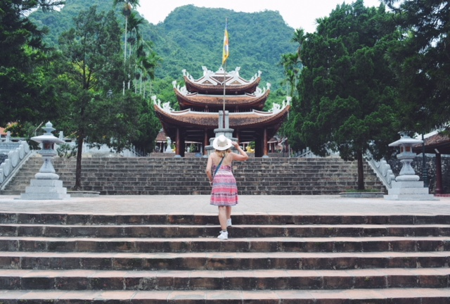 Excursión pagoda del perfume