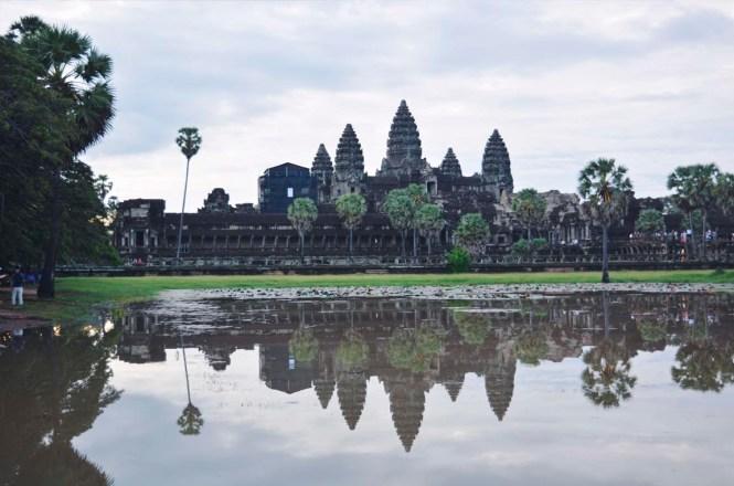 templos angkor wat siem reap en tres días