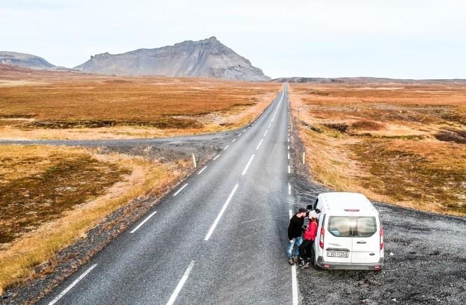 Ruta de 10 días de roadtrip por Islandia