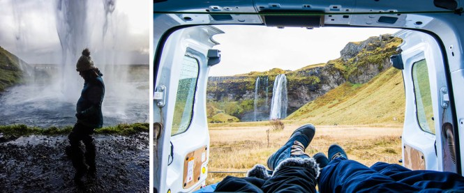Ruta Islandia Sur Solstice Campers