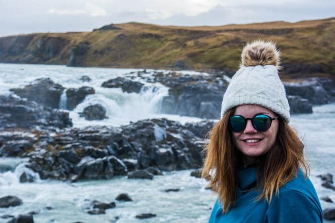 Cascada Urridafoss islandia Sur