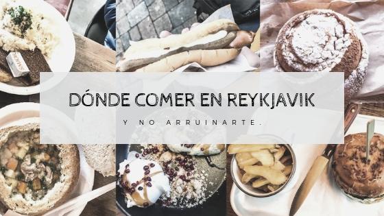 dónde comer en reykjavik