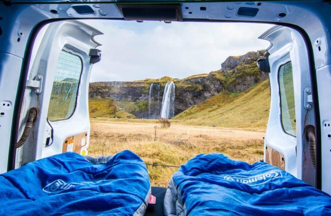 donde dormir en islandia