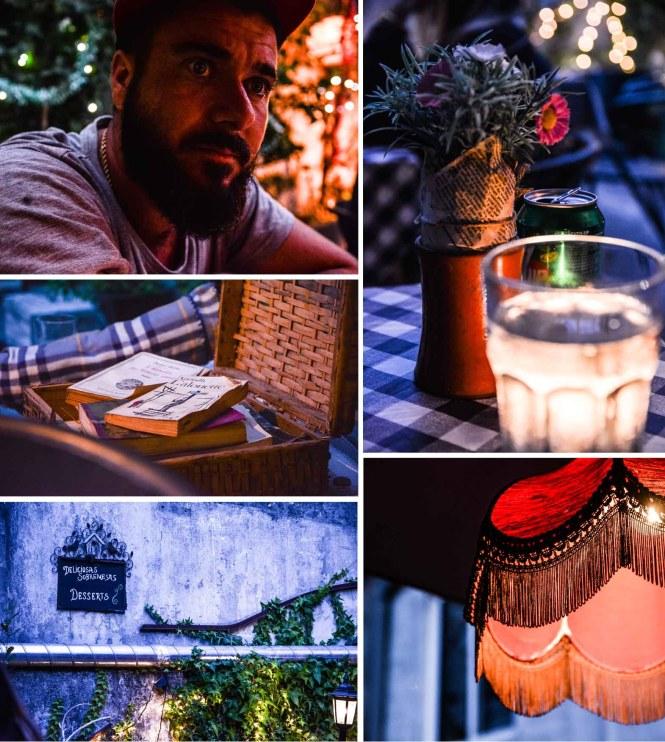comer y beber en Oporto