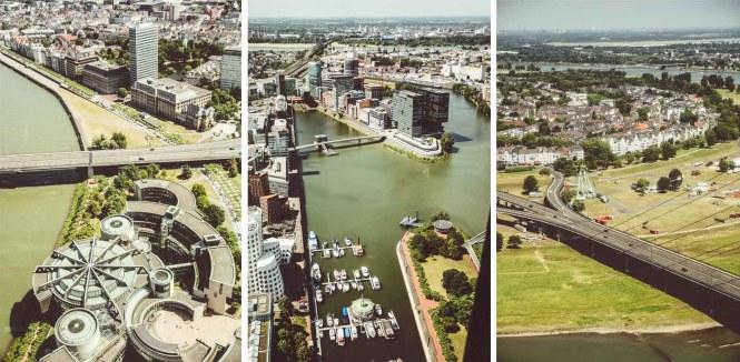 Düsseldorf en un día