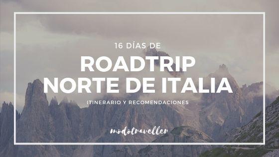 Roadtrip por el norte de Italia