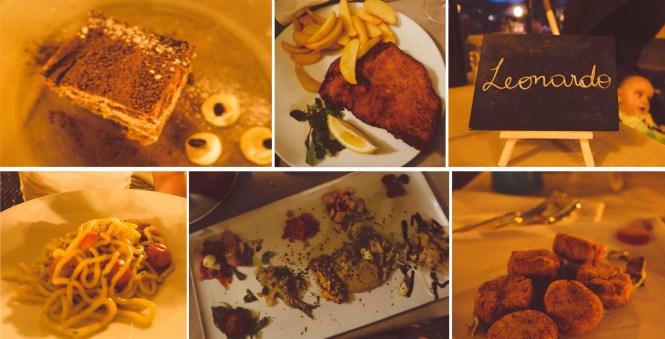 gastronomía italia