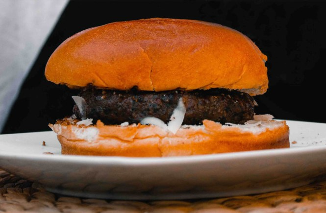 hamburguesa perfecta de wagyu