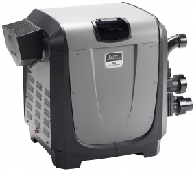 Jandy pool and spa propane and natural gas heater